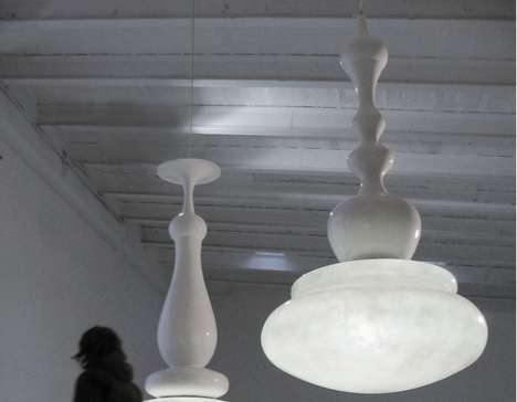 Oversized Victorian Lighting