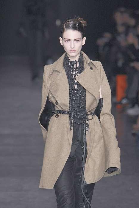 Leather Rope Neckwear