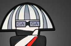 Gagafied Data Storage - The Lady Gaga Fame Monster USB Drive Turns Geek to Geek-Chic