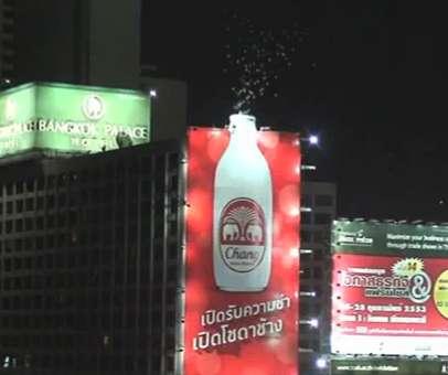Bubbling Billboards