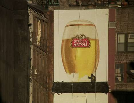 Hand-Painted Billboards