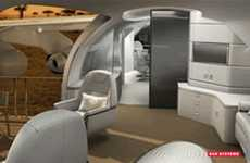 Planes With Balconies - The Avro Business Jet Explorer One is Luxurious Living at its Finest