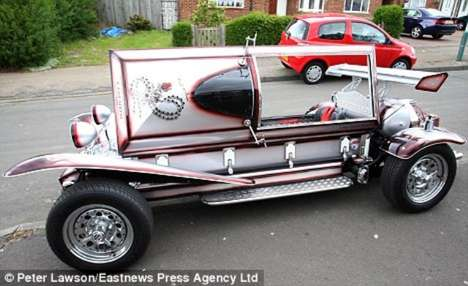 Cars From Caskets