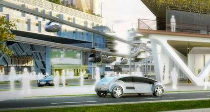 Future Cityscape Predictions