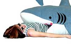 Jaws Sleeping Bags - The Shark Sleeping Bag is Toothy and Comfortable