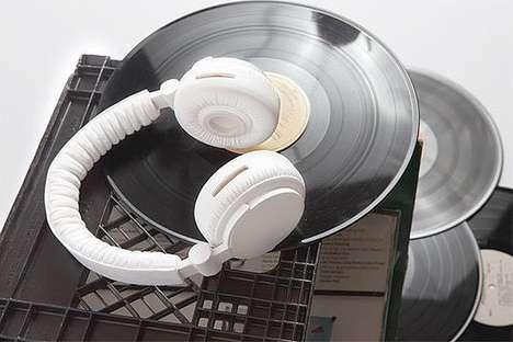 Penny Pincher Headphones