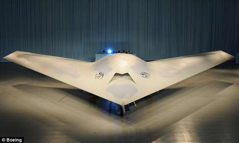 Unmanned Spy Planes