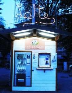 Lactating Vending Machines
