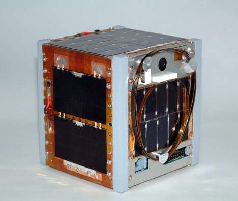 Tweeting Satellites