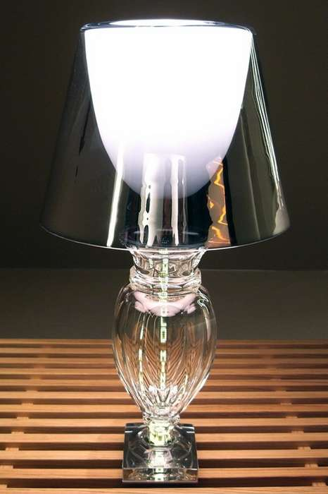 Interactive LED Lamps