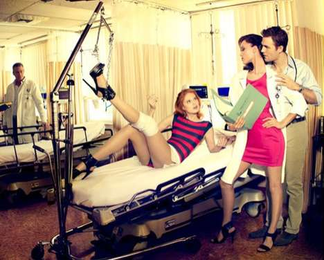 Sexy Medical Fashiontography