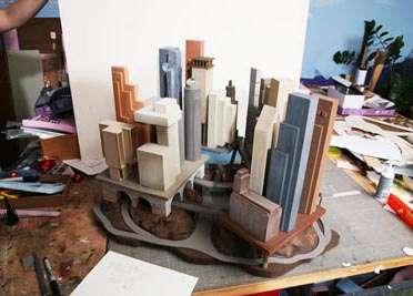 Miniature City Exhibits