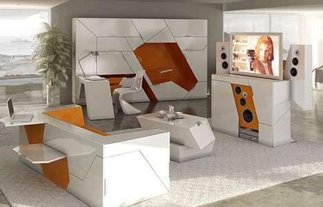 Pop-Up Furniture Condos