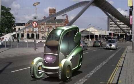 Shape-Shifting Green Cars