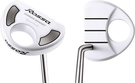Aligning Golf Clubs