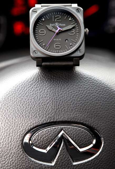 Limited Edition Auto Watches