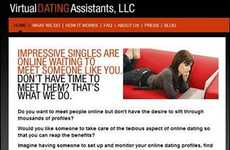 Outsourcing Online Dating - Virtual Dating Assistants Help Busy Bodies Manage Internet Relationships
