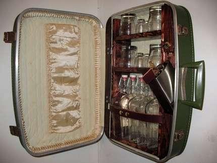 Booze Briefcases