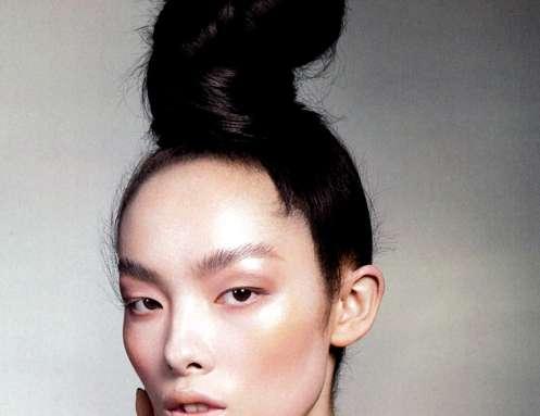 Super Tall Top Knots High Knots Classroom In Vogue China