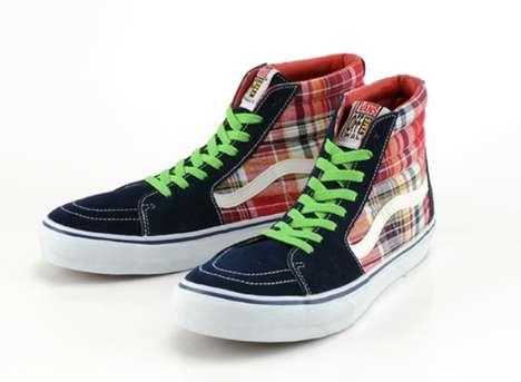 Scottish Skate Shoes