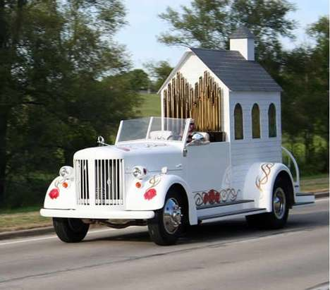 4-Wheeled Marriage Venues