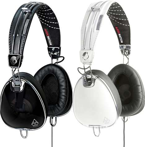 Hova-Branded Headphones