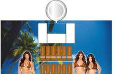 Socialite Self-Tanners - The Kardashian Glamour Tan Gel Creates Bronzed Celeb-Looking Skin