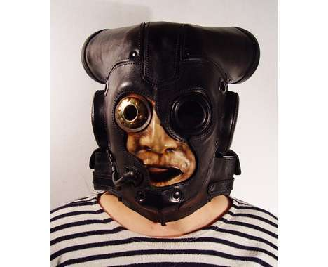 50 Extreme Face Masks