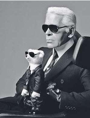 45 Karl Lagerfeld Creations