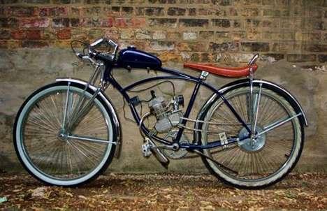 DIY Motor Bicycles
