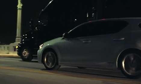 Interactive Luxury Car Campaigns