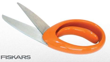 Redesigned Scissors