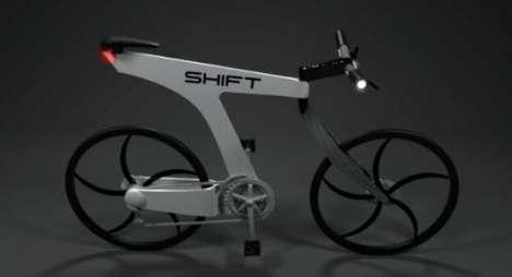 Hi-Tech Bicycles