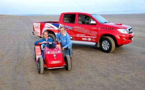 Lawnmower Racing (UPDATE)