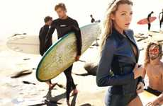 Leather Surf Wear