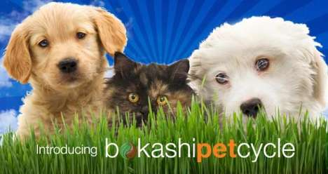 Pet Poop Recycling