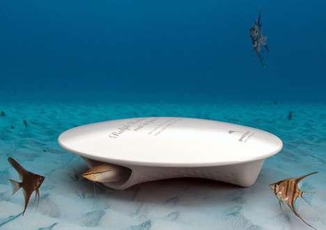 Deep Sea Bio-Coffins