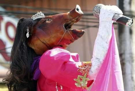 Piggy Dress-Up Parties