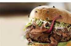 30 Freaky Food Finds - From Toad Burgers to Fast Food Drag Queens