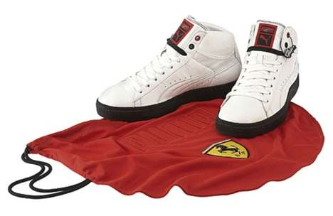 F1 Tribute High Tops