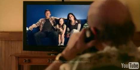 Video-Calling TVs