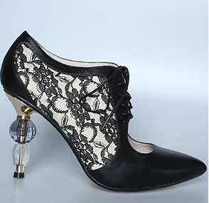 Disco Ball High Heels