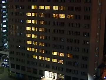 Dorm Room Light Shows