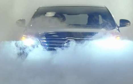 Throwback Car Commercials
