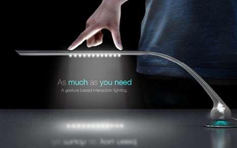 Touch-Sensitive Lamps