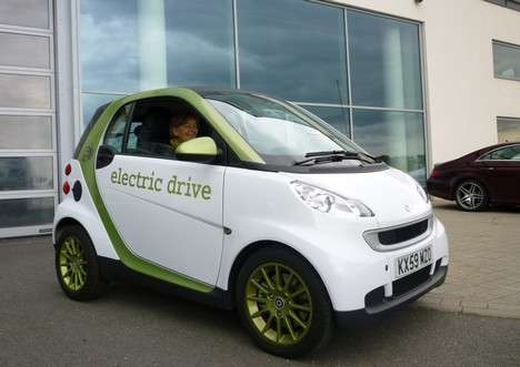 Itty-Bitty Eco Vehicles