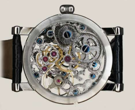 32 Luxury Timepieces