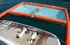 Inflatable Boat Pools