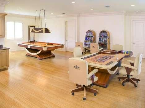 King Tut Rec Rooms