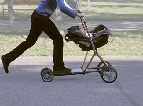 Scooter Strollers